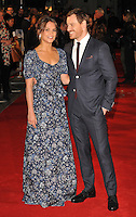 Alicia Vikander and Michael Fassbender at the &quot;The Light Between Oceans&quot; UK film premiere, Curzon Mayfair cinema, Curzon Street, London, England, UK, on Wednesday 19 October 2016. <br /> CAP/CAN<br /> &copy;CAN/Capital Pictures /MediaPunch ***NORTH AND SOUTH AMERICAS ONLY***