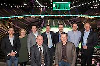 Februari 11, 2015, Netherlands, Rotterdam, Ahoy, ABN AMRO World Tennis Tournament, Richard Karjicek (NED)<br /> Photo: Tennisimages/Henk Koster