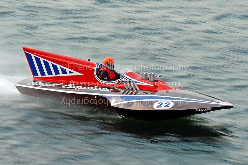 "GP-22 ""Royal Canadiana"" (Grand Prix hydroplane)"