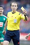 Spanish referee Fernandez Borbalan during La Liga match. February 6,2016. (ALTERPHOTOS/Acero)