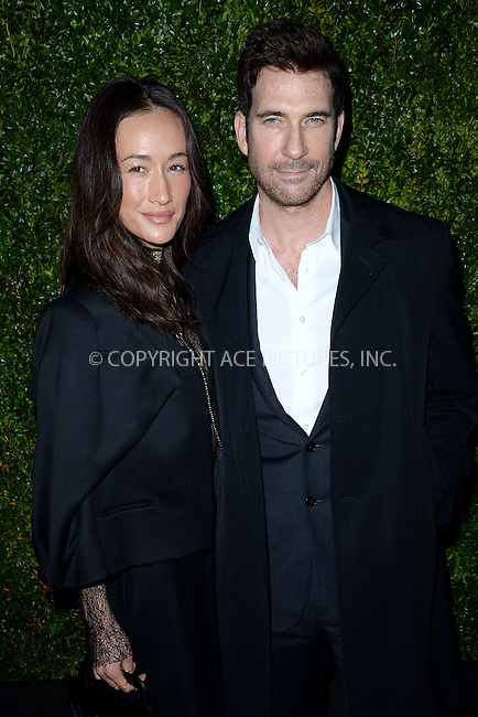 WWW.ACEPIXS.COM<br /> April 20, 2015 New York City<br /> <br /> Maggie Q and Dylan McDermott attending the 2015 Tribeca Film Festival CHANEL Artists Dinner at Balthazer on April 20, 2015 in New York City.<br /> <br /> Please byline: Kristin Callahan/AcePictures<br /> <br /> ACEPIXS.COM<br /> <br /> Tel: (646) 769 0430<br /> e-mail: info@acepixs.com<br /> web: http://www.acepixs.com