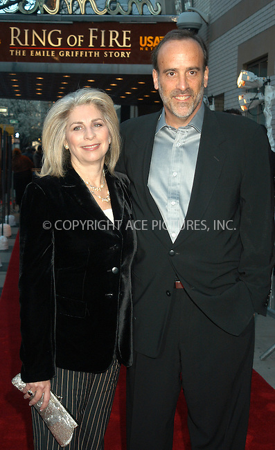 WWW.ACEPIXS.COM . . . . . ....NEW YORK, APRIL 13, 2005....Ron Bergen at the 'Ring of Fire the Emile Griffith Story' premiere held at the Beekman Theater.....Please byline: KRISTIN CALLAHAN - ACE PICTURES.. . . . . . ..Ace Pictures, Inc:  ..Craig Ashby (212) 243-8787..e-mail: picturedesk@acepixs.com..web: http://www.acepixs.com