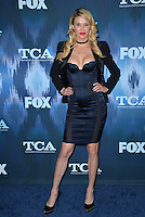 Brandi Glanville at the Fox Winter TCA 2017 All-Star Party at the Langham Huntington Hotel, Pasadena, USA 11th January  2017<br /> Picture: Paul Smith/Featureflash/SilverHub 0208 004 5359 sales@silverhubmedia.com