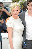 "Kirsten Dunst attending the ""On the Road"" Photocall during the 65th annual International Cannes Film Festival in Cannes, France, 23rd May 2012...Credit: Timm/face to face /MediaPunch Inc. ***FOR USA ONLY***"