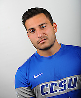 CCSU MSoccer Photo Day 8/23/2016