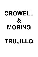 Crowell & Moring Trujillo