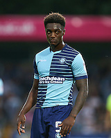 Anthony Stewart of Wycombe Wanderers during the Sky Bet League 2 match between Wycombe Wanderers and Colchester United at Adams Park, High Wycombe, England on 27 August 2016. Photo by Andy Rowland.