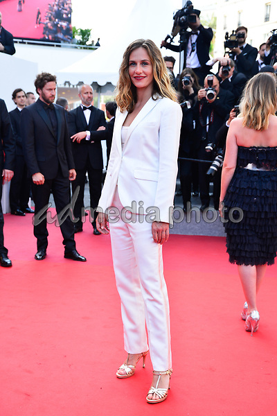 23 May 2017 - Cannes, France - Cecile De France. 70th Anniversary Cannes Red Carpet Arrivals during the 70th Cannes Film Festival. Photo Credit: JanSauerwein/face to face/AdMedia