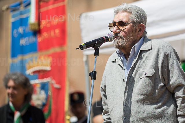 Gianfranco Iacobacci (Antifascist Partizan. Member of the Partigiani: the Italian Resistance during WWII).<br />