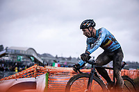 Laurens Sweeck (BEL)<br /> <br /> Men's Elite race<br /> UCI 2020 Cyclocross World Championships<br /> Dübendorf / Switzerland<br /> <br /> ©kramon