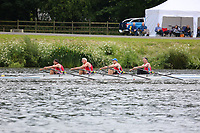 Race: 173  Event: E 4x-  Final<br /> <br /> British Rowing Masters Championships 2018<br /> Saturday<br /> <br /> To purchase this photo, or to see pricing information for Prints and Downloads, click the blue 'Add to Cart' button at the top-right of the page.