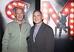 Neil Meron & Craig Zadan attending the after screening reception for the Broadway Community Screening of 'SMASH' at The Museum of Modern Art in New York City, 12/12/2011