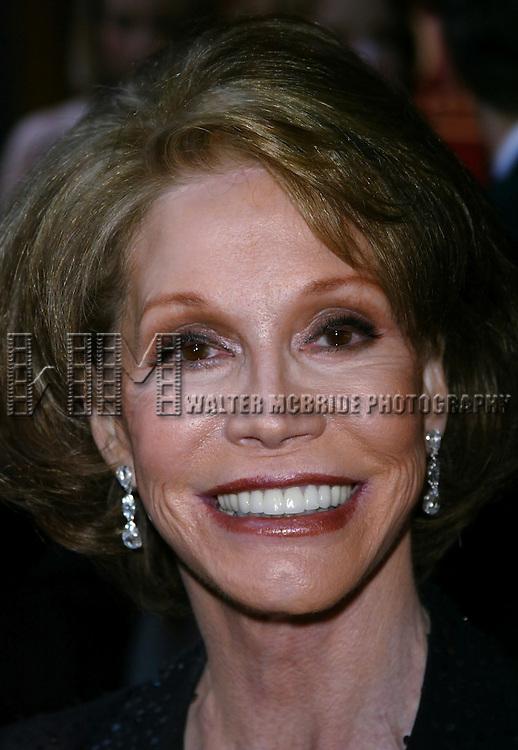 Mary Tyler Moore <br />The 56th Annual Tony Awards<br />Radio City Music Hall<br />New York City<br />June 2, 2002<br /><br />© Walter McBride /  Ltd, USA