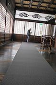 Scenes of Nijo Castle in Kyoto, Japan.