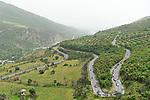 Foto LaPresse - Fabio Ferrari<br /> 12/05/2017 Alberobello, Bari (Italia)<br /> Sport Ciclismo<br /> Giro d'Italia 2017 - 100a edizione -  Tappa 7 - da Castrovillari a Alberobello (Valle d'Itria) - 224 km ( 139 miglia )<br /> Nella foto:panoramiche durante la gara<br /> <br /> Photo LaPresse - Fabio Ferrari<br /> 12/05/2017 Alberobello, Bari  ( Italy ) <br /> Sport Cycling<br /> Giro d'Italia 2017 - 100th edition -  Stage 7 - Castrovillari to Alberobello (Valle d'Itria) -  224 km ( 139 miles )<br /> In the pic:during the race