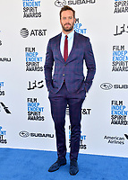 SANTA MONICA, CA. February 23, 2019: Armie Hammer at the 2019 Film Independent Spirit Awards.<br /> Picture: Paul Smith/Featureflash