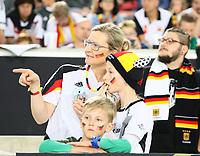 Fans im Stadion  - 04.09.2017: Deutschland vs. Norwegen, Mercedes Benz Arena Stuttgart