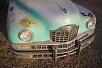 1949 Packard camper, Goldfield, Nev.