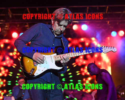 POMPANO BEACH FL - MARCH 03: Eric Johnson performs during Experience Hendrix at The Pompano Beach Amphitheater on March 3, 2019 in Pompano Beach, Florida. Photo by Larry Marano © 2019
