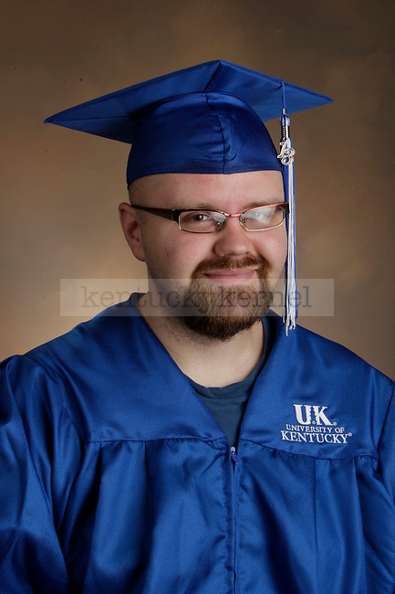Moore, Joshua photographed during the Feb/Mar, 2013, Grad Salute in Lexington, Ky.
