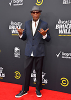 LOS ANGELES, CA - July 14, 2018: Dennis Rodman at the Comedy Central Roast of Bruce Willis at the Hollywood Palladium<br /> Picture: Paul Smith/Featureflash.com