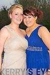 Pictured at the Nurses Ball in the Carlton Hotel, Tralee on Thursday evening, from left: Joanne ORegan and Kate Ring.
