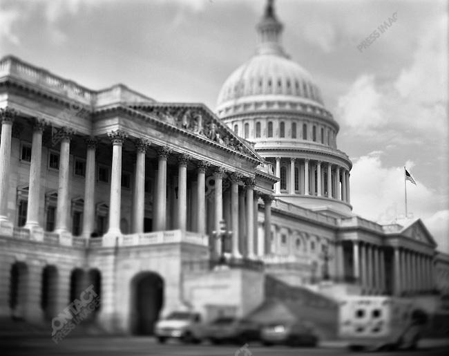 US Capitol Building, Washington D.C. September 30, 2008