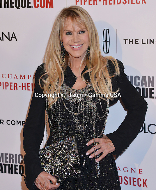 Joan Dangerfield 249 at the American Cinematheque Honoring Matthew McConaughy at the Beverly Hilton in Los Angeles.