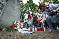 2014/08/08 Berlin | Gedenken an Beginn des 1. Weltkrieg