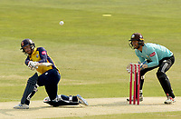 Adam Wheater of Essex in batting action during Essex Eagles vs Surrey, Vitality Blast T20 Cricket at The Cloudfm County Ground on 11th September 2020
