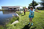 Images from a Casting for Recovery retreat in Gardnerville, Nev., on Friday, June 30, 2017. <br />