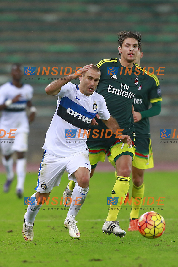 Rodrigo Palacio Inter,  <br /> Bari 24-11-2015 Stadio San Nicola <br /> Football Calcio Trofeo San Nicola 2015 Milan - Inter<br /> Foto Cesare Purini / Insidefoto