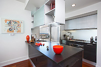 Kitchen at 350 West 42nd Street