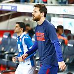 FC Barcelona 2 v 0 Espanyol, 1/4 de final en la vuelta de la Copa de SM El Rey 2018, Estadio Camp Nou, Barcelona. Photo Martin Seras Lima