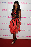 Naomi Campbell arrives for the Glamour Women of the Year Awards 2014 in Berkley Square, London. 03/06/2014 Picture by: Steve Vas / Featureflash