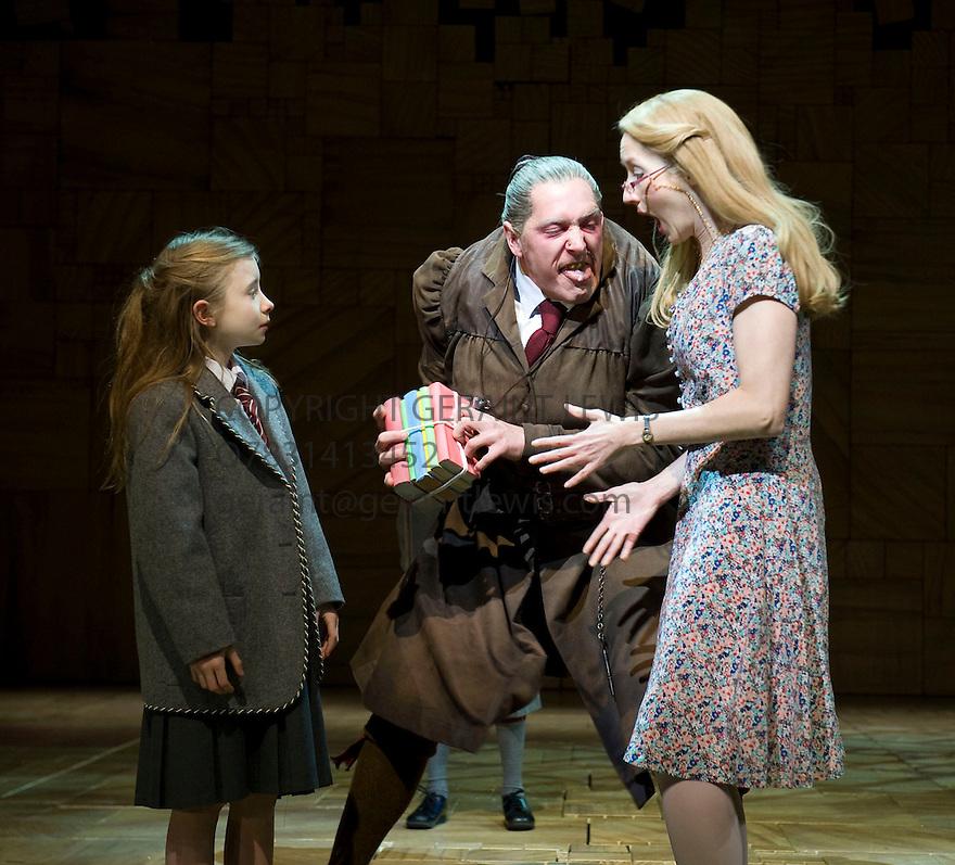 Matilda,A Musical, Photocall,Courtyard Theatre,Stratford ...