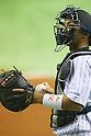 Motohiro Shima (JPN),<br /> NOVEMBER 15, 2014 - Baseball : <br /> 2014 All Star Series Game 3 between Japan 4-0 MLB All Stars <br /> at Tokyo Dome in Tokyo, Japan. <br /> (Photo by Shingo Ito/AFLO SPORT)[1195]