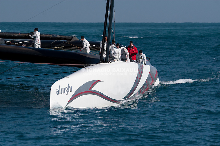 33rd America's Cup