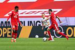 Levin Öztunali / Oetztunali (FSV Mainz 05 #08), Ludwig Augustinsson (Werder Bremen #05)<br /> <br /> <br /> Sport: nphgm001: Fussball: 1. Bundesliga: Saison 19/20: 33. Spieltag: 1. FSV Mainz 05 vs SV Werder Bremen 20.06.2020<br /> <br /> Foto: gumzmedia/nordphoto/POOL <br /> <br /> DFL regulations prohibit any use of photographs as image sequences and/or quasi-video.<br /> EDITORIAL USE ONLY<br /> National and international News-Agencies OUT.