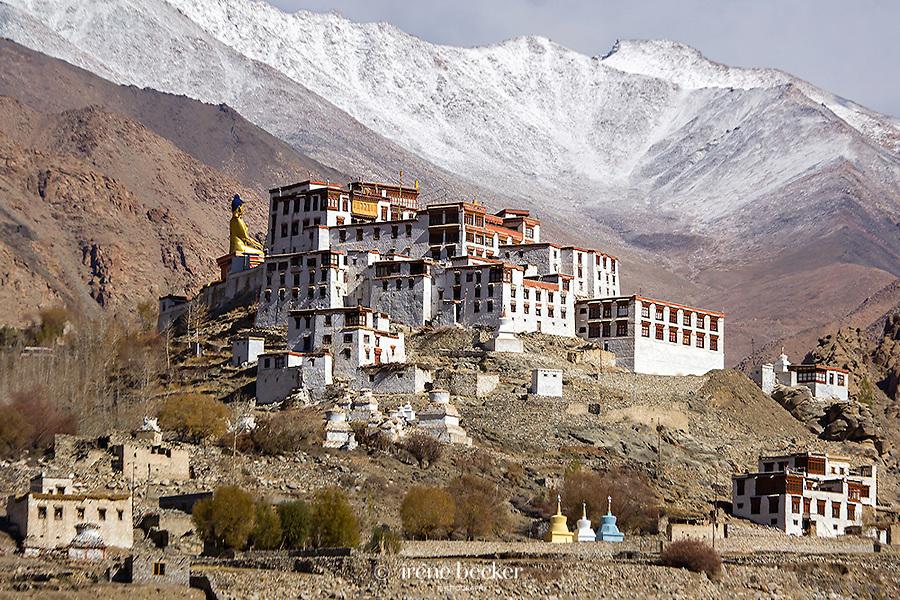 Likir Monastery,Jammu and Kashmir, India