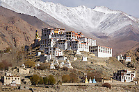Likir Monastery,Jammu and Kashmir, India
