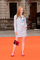 www.acepixs.com<br /> <br /> June 7 2017, London<br /> <br /> Ellie Bamber arriving at the Royal Academy Of Arts Summer Exhibition preview party at the Royal Academy of Arts on June 7, 2017 in London, England.<br /> <br /> By Line: Famous/ACE Pictures<br /> <br /> <br /> ACE Pictures Inc<br /> Tel: 6467670430<br /> Email: info@acepixs.com<br /> www.acepixs.com