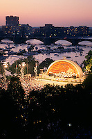 July 4 concert at Hatch Shell Pops, Boston, MA