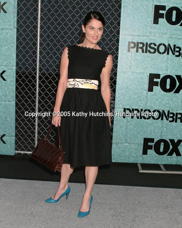 "Robin Tunney.""Veronica Donovan"".Prison Break Series Premiere Party.Santa Monica Airport, Hanger 8.Santa Monica, CA.August  22, 2005.©2005 Kathy Hutchins / Hutchins Photo"