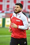 14.01.2018, RheinEnergieStadion, Koeln, GER, 1.FBL., 1. FC K&ouml;ln vs. Borussia M&ouml;nchengladbach<br /> <br /> im Bild / picture shows: <br /> nach langer Verlettung zur&uuml;ck im Kader Milos Jojic (FC K&ouml;ln #8),  <br /> <br /> <br /> Foto &copy; nordphoto / Meuter