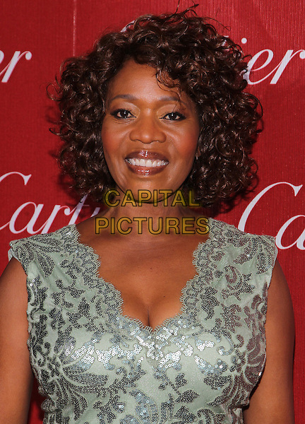 PALM SPRINGS, CA - JANUARY 4: Alfre Woodard at 25th Annual Palm Springs International Film Festival Film Awards Gala on  January 4, 2014 at Palm Springs Convention Center, California. Credit: RTNUPA/MediaPunch Inc.<br /> CAP/MPI/JO<br /> &copy;Janice Ogata/MPI/Capital Pictures