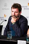 """Antonio de la Torre during press conference of the presentation of the film """"Que Dios Nos Perdone"""" at Festival de Cine Fantastico de Sitges in Barcelona. October 14, Spain. 2016. (ALTERPHOTOS/BorjaB.Hojas)"""