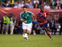 Rafa Marquez. The USMNT tied Mexico, 1-1, during their game at Lincoln Financial Field in Philadelphia, PA.