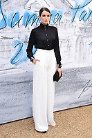 Margaret Clunie<br /> arriving for The Summer Party 2019 at the Serpentine Gallery, Hyde Park, London<br /> <br /> ©Ash Knotek  D3511  25/06/2019