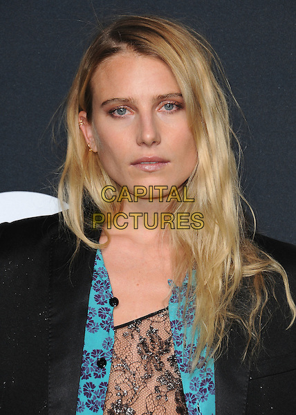 HOLLYWOOD, CA - FEBRUARY 10:  Dree Hemingway at Saint Laurent at The Palladium at the Hollywood Palladium on February 10, 2016 in Hollywood, California. <br /> CAP/MPI/PGSK<br /> &copy;PGSK/MPI/Capital Pictures